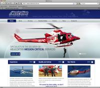 Thumbnail of Australian Helicopters website