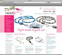 Thumbnail of  beadID website