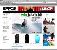 Thumbnail of Bodyboardshop website