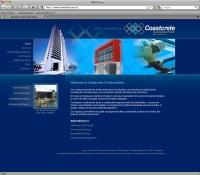 Thumbnail of Coastcrete Constructions website