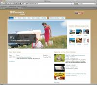 Thumbnail of Dometic Group (WAECO Pacific Pty Ltd) website