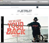Thumbnail of Jetpilot Japan website