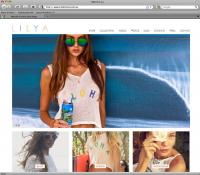 Thumbnail of Lilya website