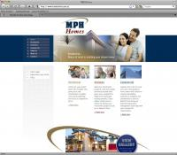 Thumbnail of MPH website