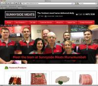 Thumbnail of Sunnyside Meats website