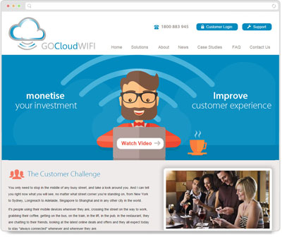 Website Thumbnail for Go Cloud Wifi