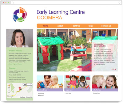 Website Thumbnail for Kids in Care