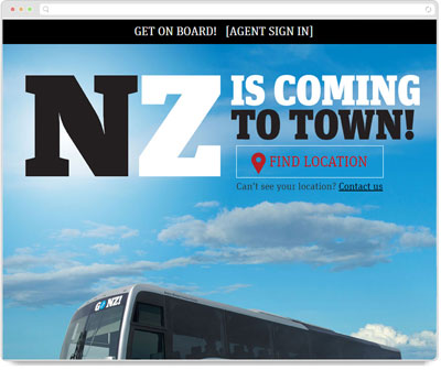 Website Thumbnail for NZ Comes to Town