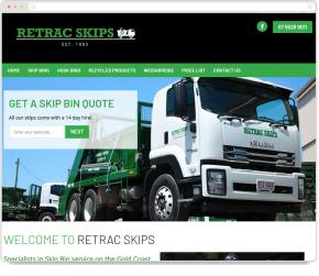 Website Thumbnail for Retrac Skips
