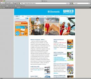 Website Thumbnail for Dometic